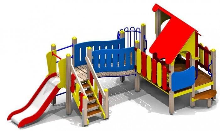 aire de jeux pour enfants de 2 6 ans bencotex quipements et espaces de loisirs et de. Black Bedroom Furniture Sets. Home Design Ideas